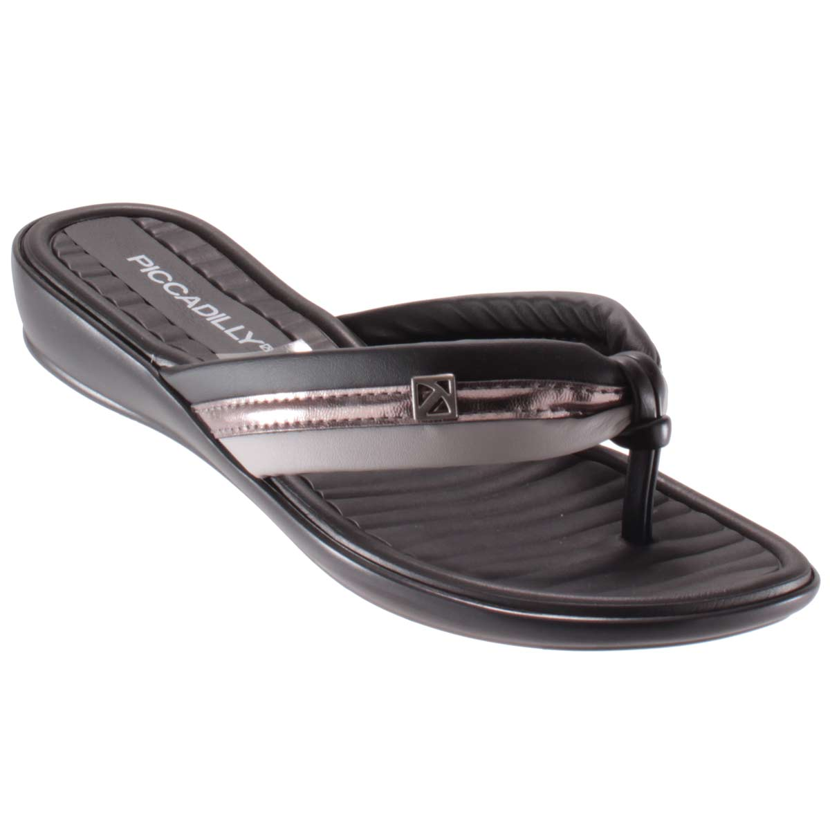 Chinelo Piccadilly Dedo Pingente 500179
