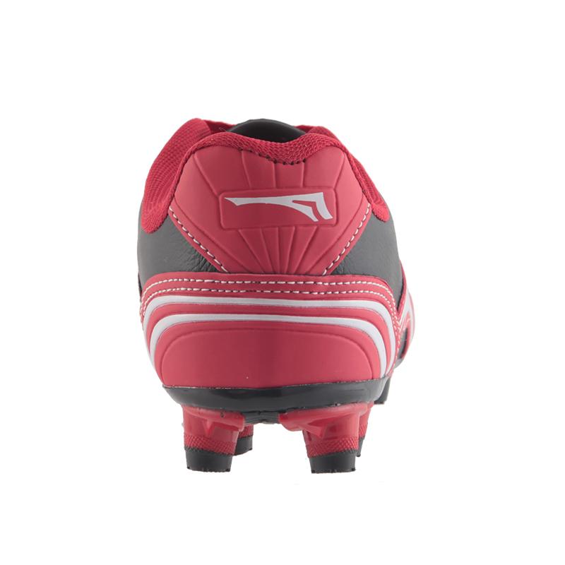 Chuteira Futebol De Campo Rhumell 100% Couro R280-3