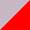 Cinza Claro / Vermelho