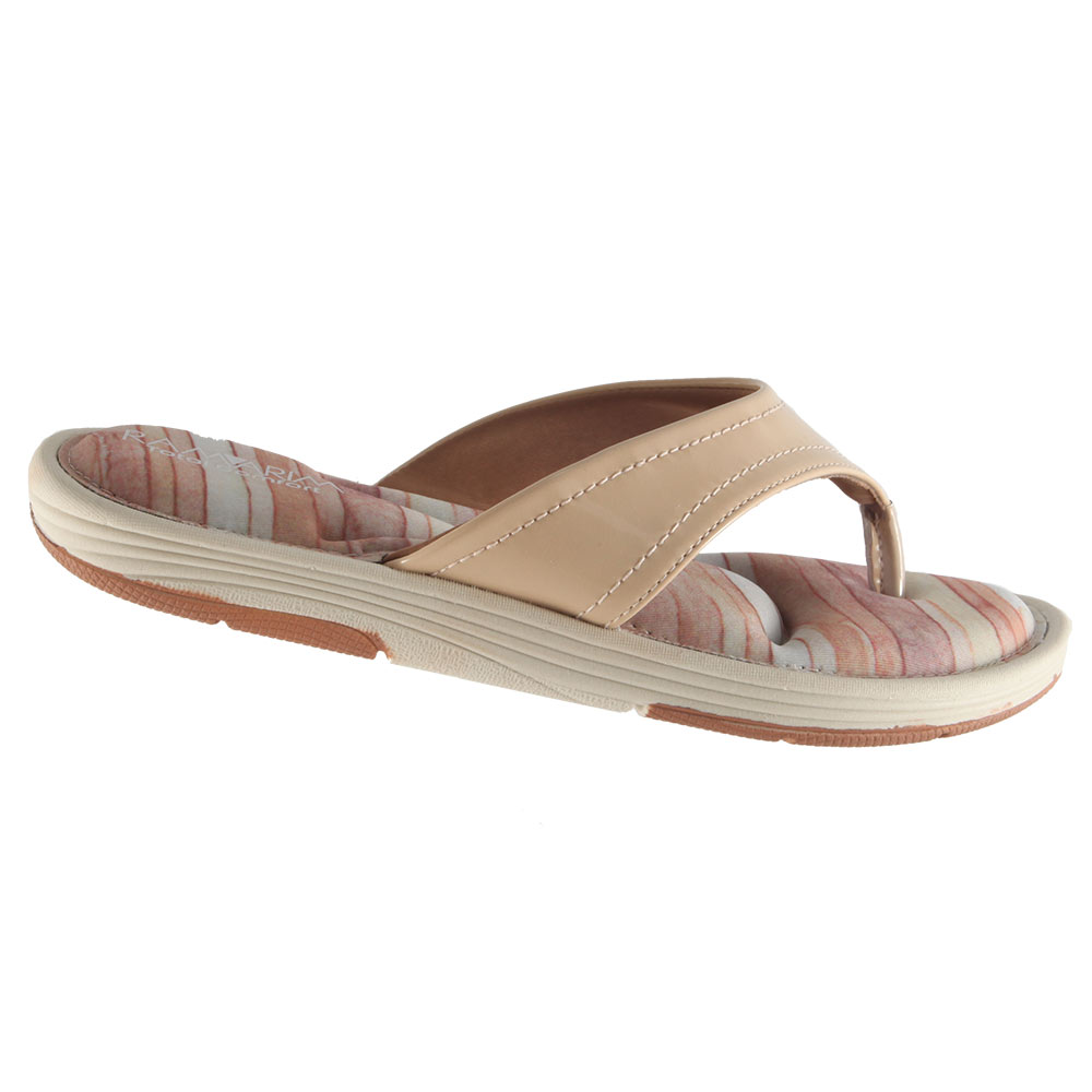 Sandália Chinelo Rasteira Ramarim Total Comfort 1619201