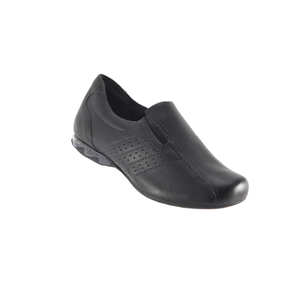 Sapato Sapatênis Campesí em Couro Legítimo L4731