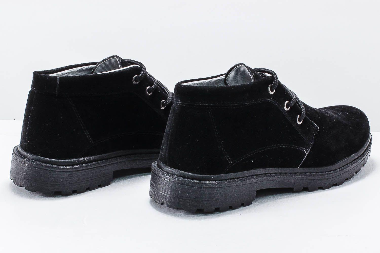 Sapato Sekall Bota Masculina Camurça Cadarço 7010