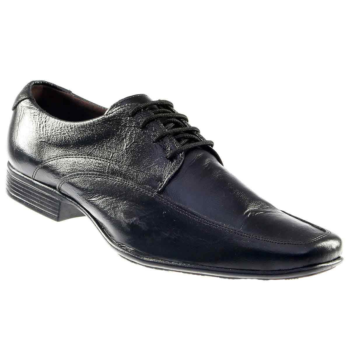 Sapato Social em Couro Legítimo Masculino D`mazons MAD8790