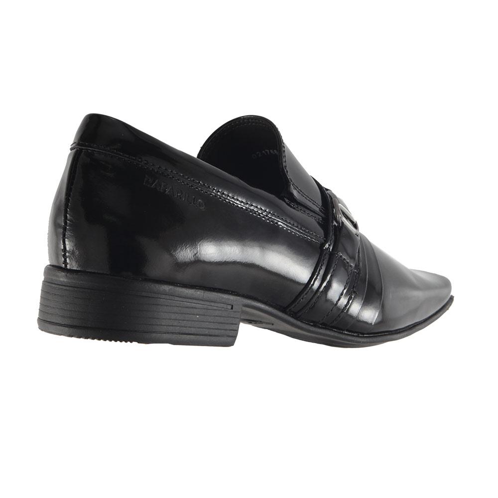 Sapato Social Masculino Rafarillo Couro Envernizado 6610