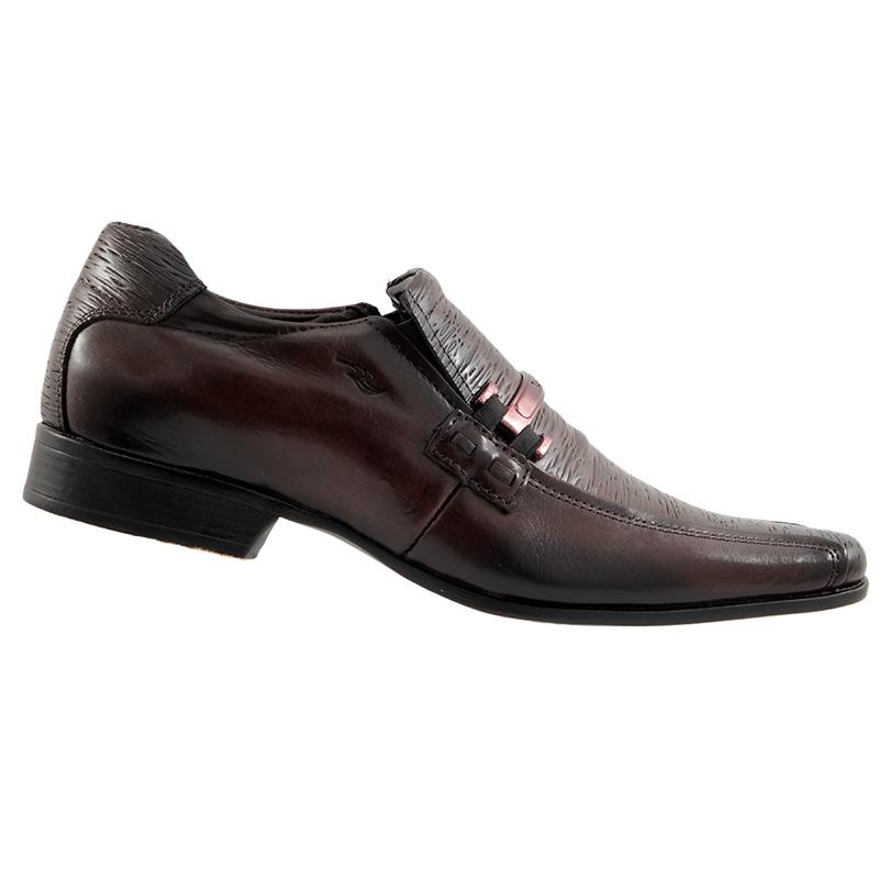 Sapato Social Rafarillo Masculino em Couro Legítimo 6801122