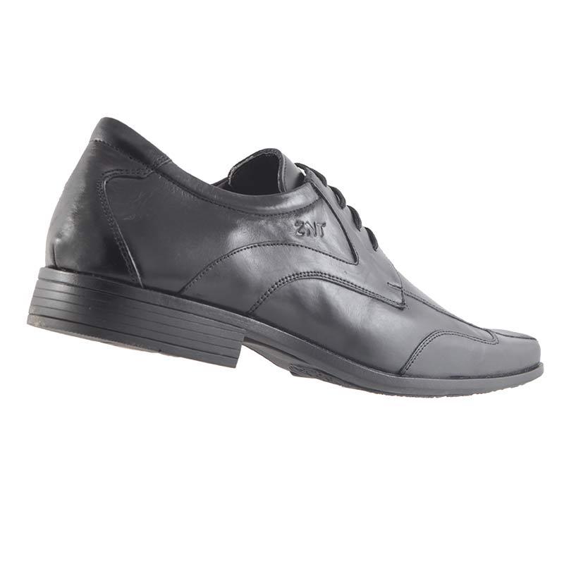 Sapato Social Zanuetto Em Couro Legítimo Masculino 2010