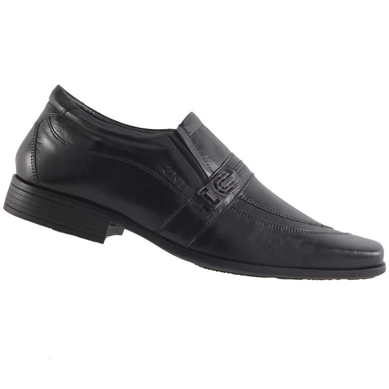 Sapato Social Zanuetto Em Couro Legítimo Masculino 2060