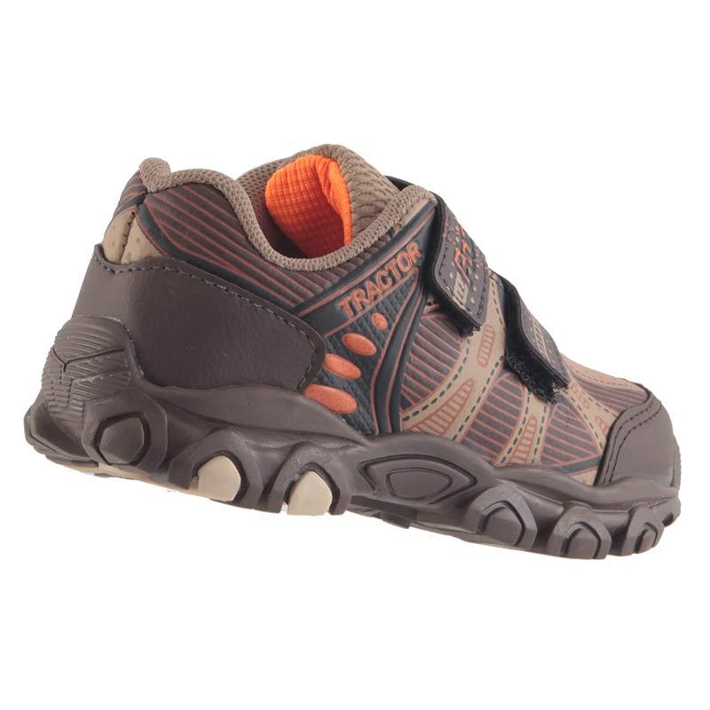 Tênis Infantil Pam Plim Sapatenis Velcrom Casual Resistente 10221