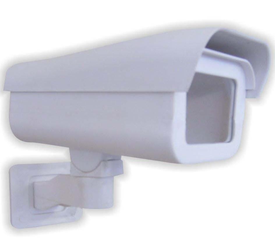Caixa de proteção para mini câmera - Securi service
