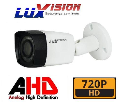 Câmera Bullet Infravermelho AHD LVC5280B HD 720P 2,8mm IP67 Luxvision