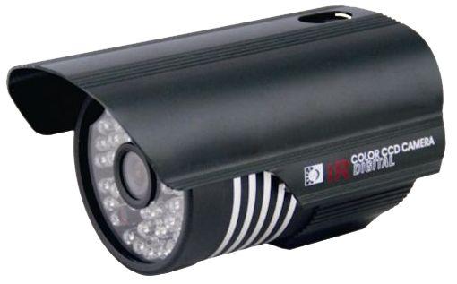 Câmera infra 48 leds ccd sony 1/3 480 linhas 3,6mm 50 metros - Showtec