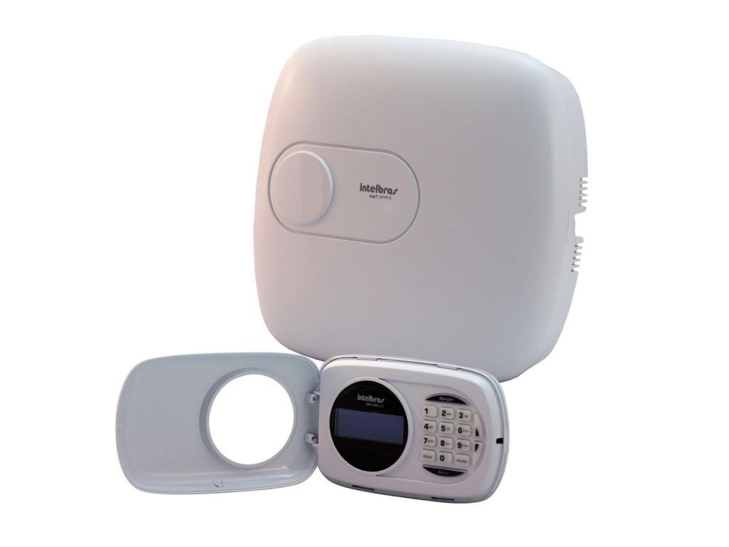 Central De Alarme Intelbras Amt 2018 E Monitorada Ethernet  - Esferatronic Comercio e Distribuição