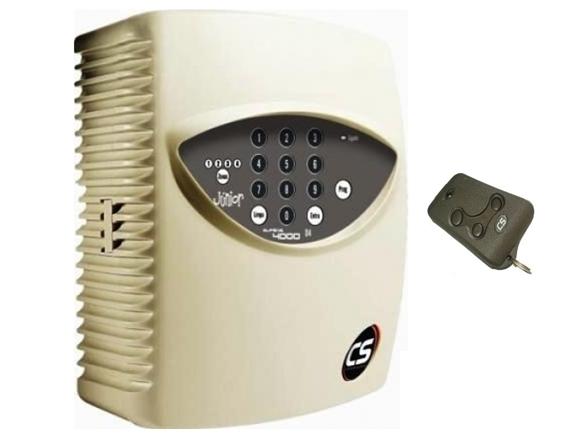 Central de alarme supéria 4000 D4 junior com discadora Cs