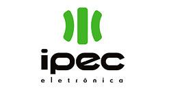 Central de comando eletrônica 4 trimpots linha GA c/ receptor 433MHZ - IPEC  - Esferatronic Comercio e Distribuição