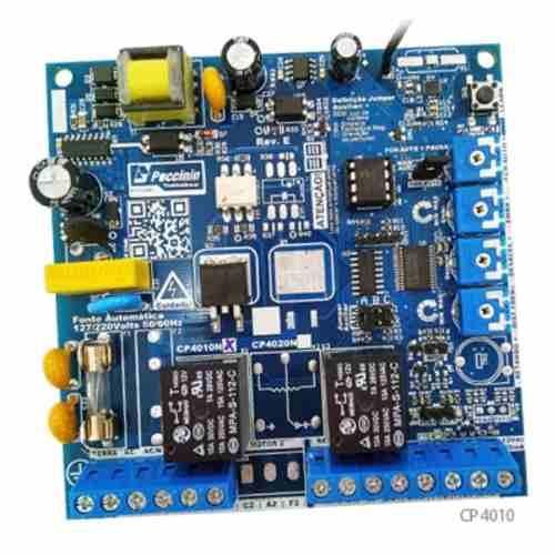 Central de comando eletrônica bivolt CP 4010 - Peccinin