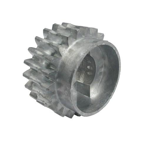 Engrenagem metálica interna com 22 dentes para motores Rossi  - Esferatronic Comercio e Distribuição