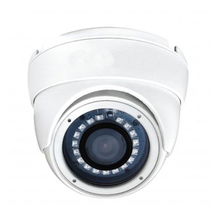 Kit DVR HVR All HD ECD 16 canais Luxvision + 2 Câmeras Dome Infra AHD 720p com Cabo, Fonte e Conectores  - Esferatronic Comercio e Distribuição