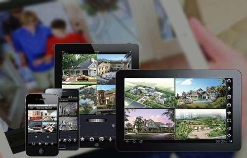 Kit DVR HVR All HD ECD 4 canais Luxvision + 2 Câmeras Bullet Infra AHD 720p com Cabo, Fonte e Conectores