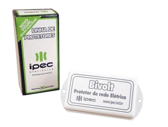 Protetor de rede elétrica bivolt - Ipec