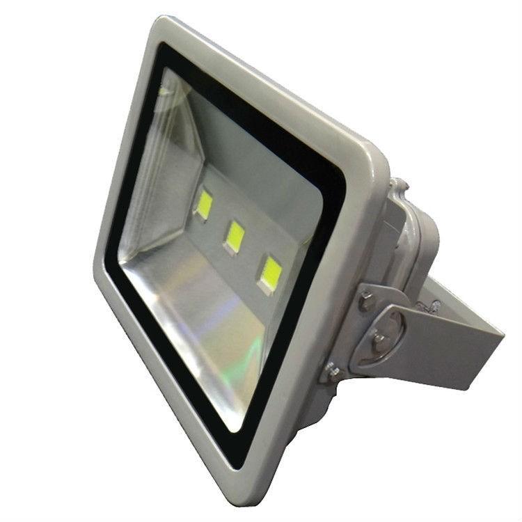 Refletor Led 150w Holofote Bivolt A Prova D'água Branco Frio