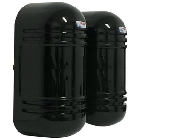 Sensor de Barreira infravermelho ativo IVA duplo Feixe - Luxvision/Penttaxy