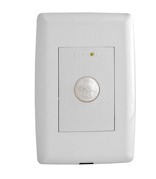 Sensor de presença 4X2 para iluminação (110º)