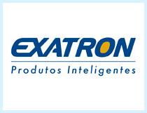 Sensor de presença frontal para iluminação 180° externo Branco - Exatron
