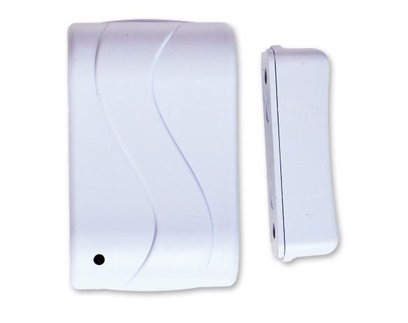 Sensor magnetico sem fio SS200 - Securi Service