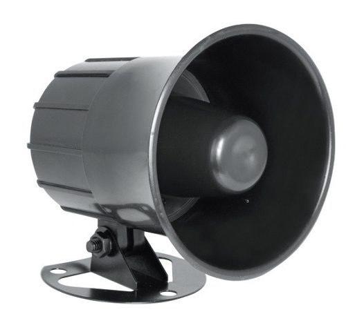 Sirene Corneta de alta potência para alarme 115dB ECP