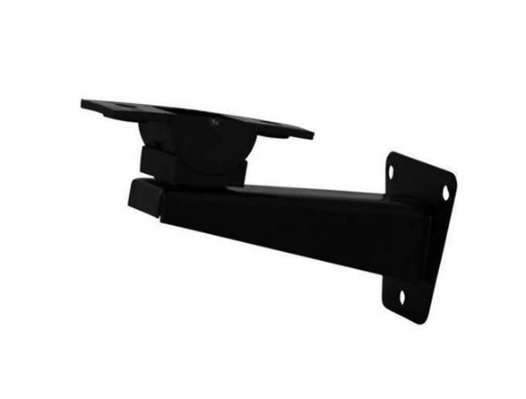 Suporte de ferro pequeno para câmera de vigilancia - Confiseg  - Esferatronic Comercio e Distribuição