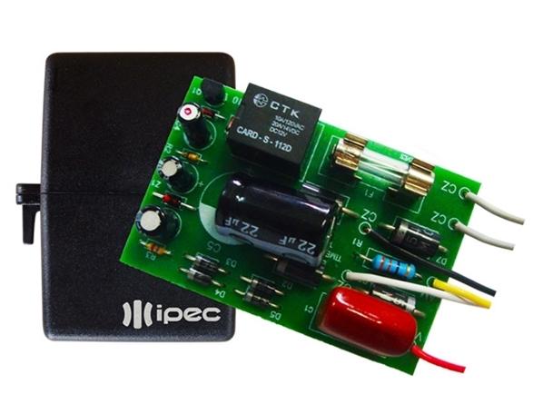 Temporizador de potência para travas eletromagneticas - Ipec