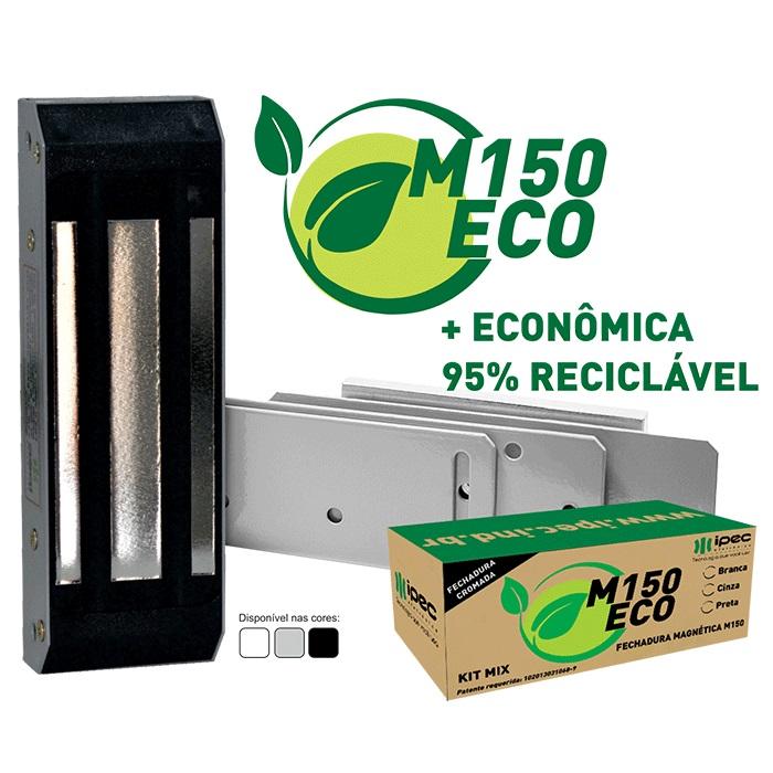 Trava magnética M150 - Ipec  - Esferatronic Comercio e Distribuição