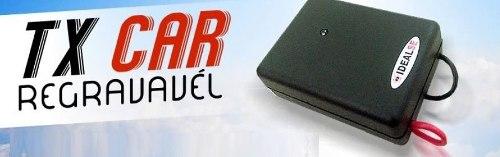 Tx-car regravável Ideal 433Mhz