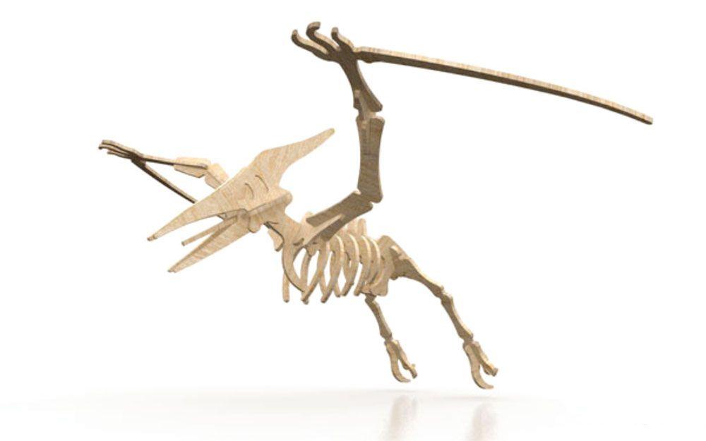 Manual Dinossauro Flugsaurier