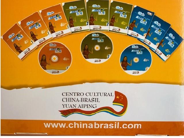 Aprenda chinês com a professora Yuan Aiping nível básico   - Centro Cultural China Brasil Yuan Aiping