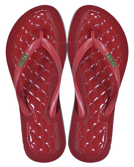 Duchi Matelassê Red