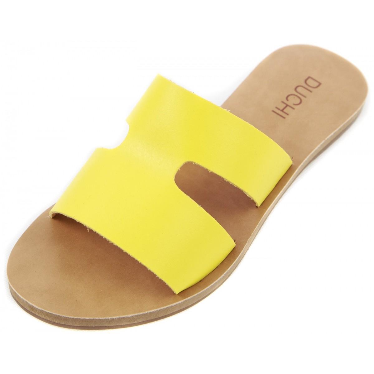 Rasteira BTK Amarelo