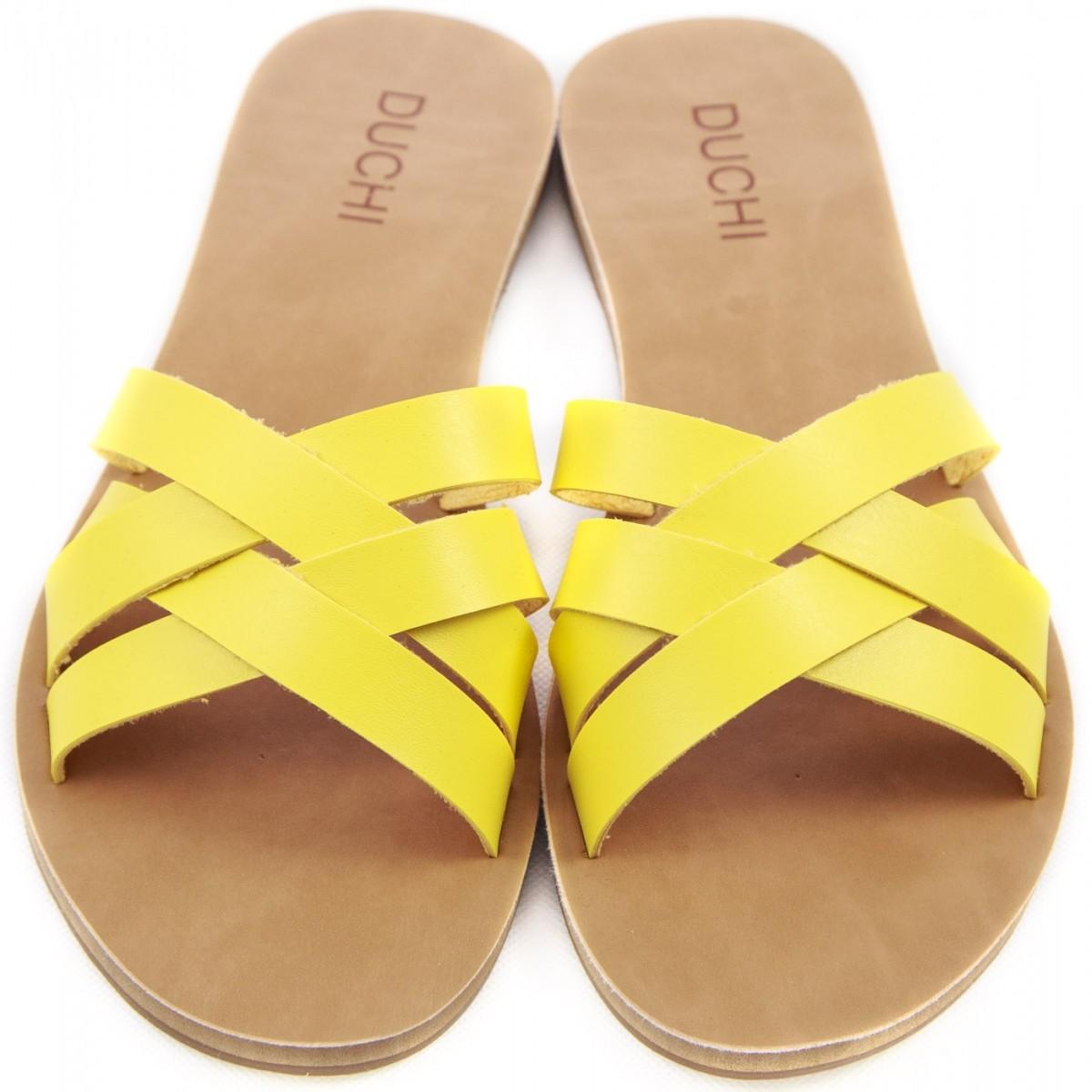Rasteira X Duplo Amarelo
