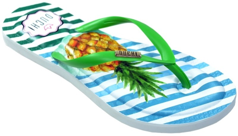 Sandália DUCHI - Abacaxi Aquarela