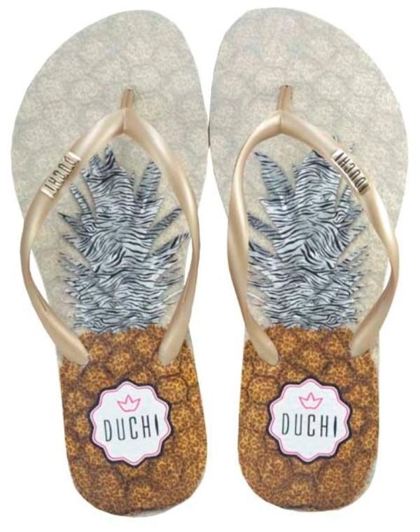 Sandália DUCHI - Abacaxi Confort
