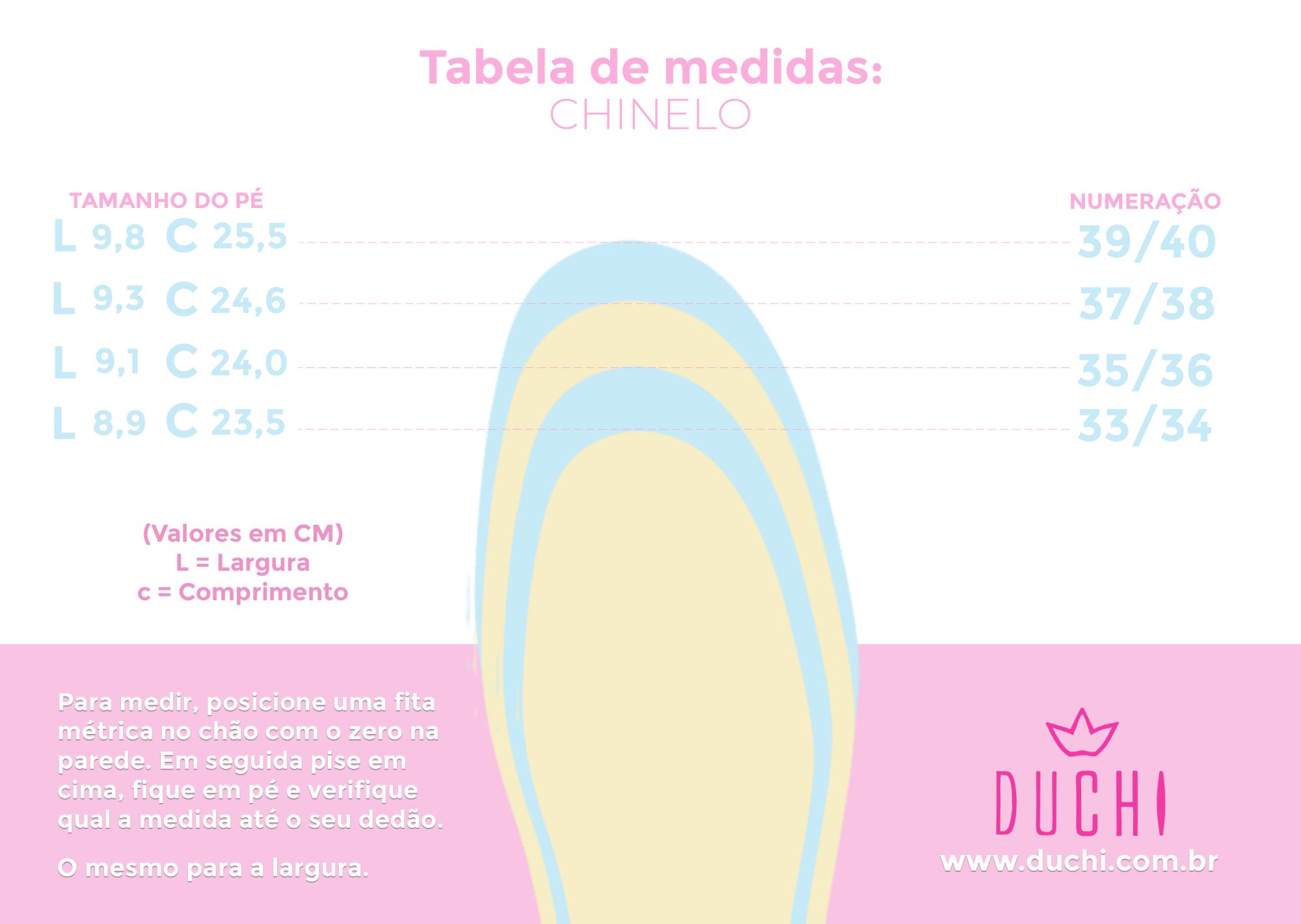 Sandália DUCHI - Picole