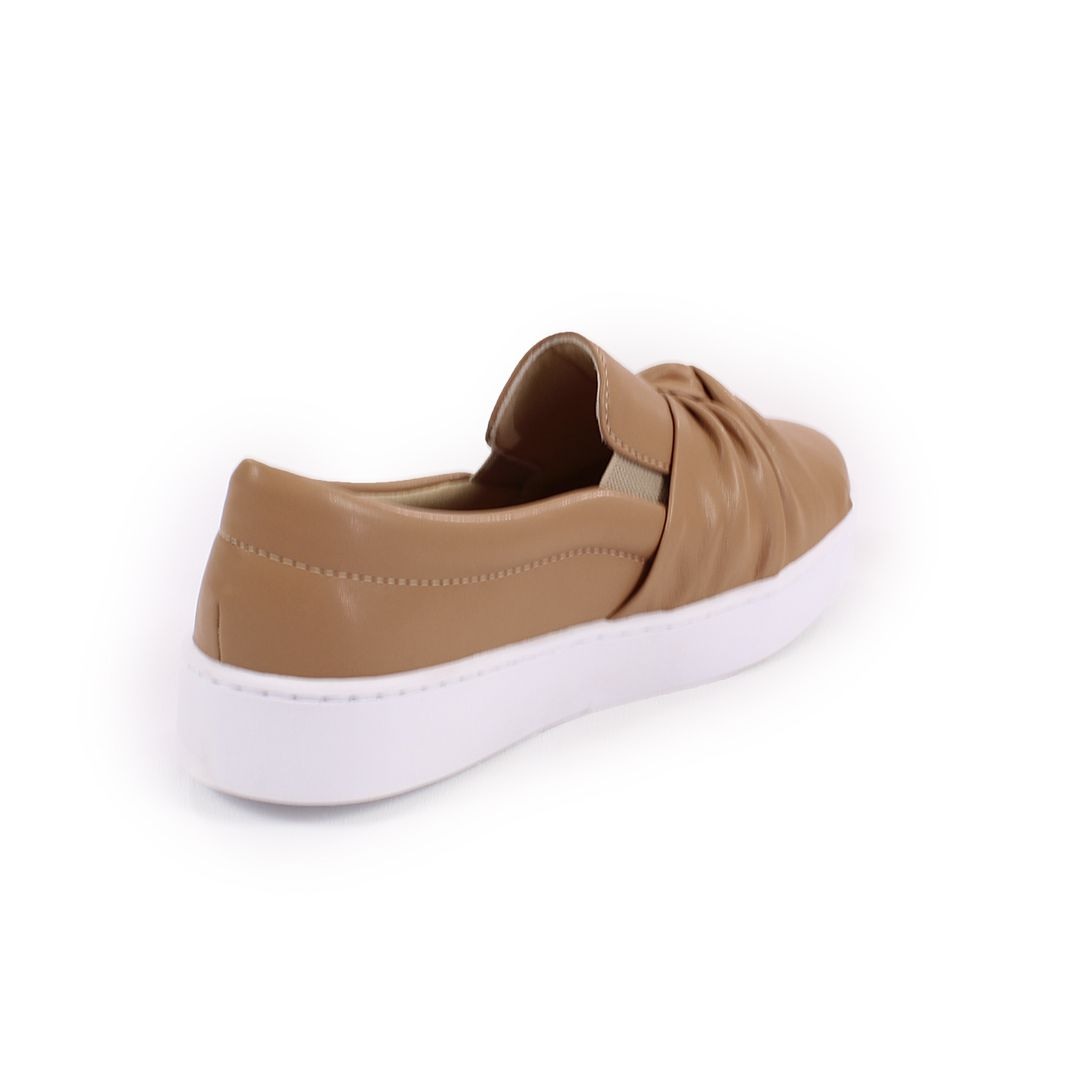 TÊNIS SLIP-ON DUCHI ANTIQUE COM LAÇO