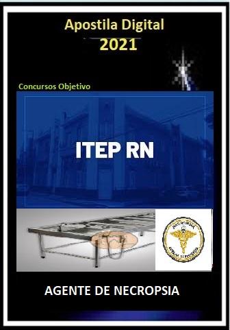 AGENTE DE NECROPSIA - ITEP - RN 2021