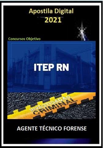 AGENTE TÉCNICO FORENSE - ITEP - RN 2021