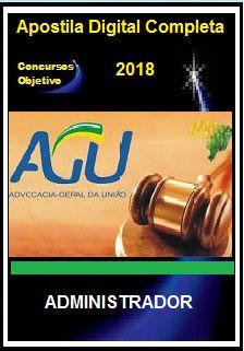 Apostila AGU 2018 - Administrador