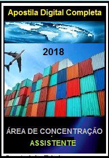 Apostila Apex Brasil 2018 - ASSISTENTE