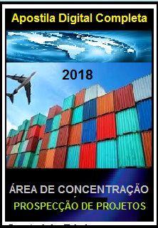 Apostila Apex Brasil 2018 - PROSPECÇÃO DE PROJETOS