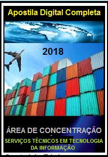 Apostila Apex Brasil 2018 - SERVIÇOS TÉCNICOS EM TECNOLOGIA DA INFORMAÇÃO