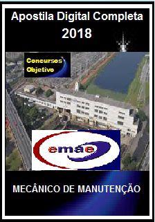 Apostila EMAE SP 2018 - MECÂNICO DE MANUTENÇÃO