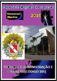 Apostila IGEPREV PA 2018 - TÉCNICO DE ADMINISTRAÇÃO E FINANÇAS (CÓDIGO 105)